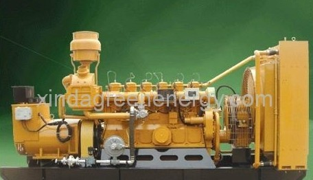 275kw Nature gas engine generator sets