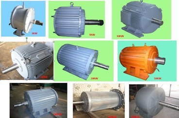 50Hz/60Hz Water Hydro Turbine Permanent Magnet Generator/Alternator (10KW-600KW)
