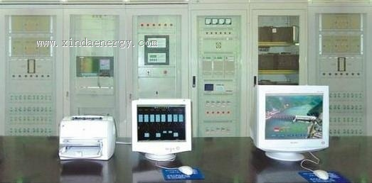 WPET-2100 Systems for Hydroelectric Station