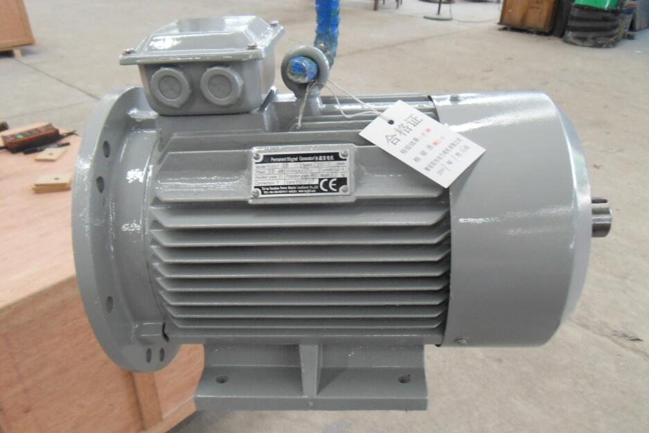 30kw 10000rpm high speed permanent magnet motor generator