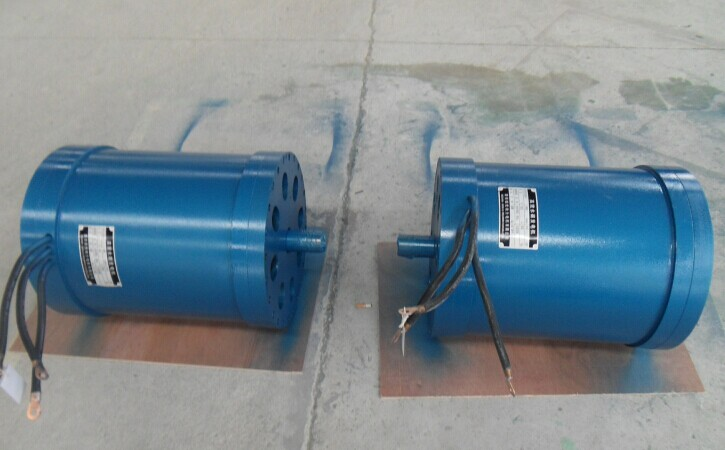 20kw 6000rpm high speed permanent magnet motor generator