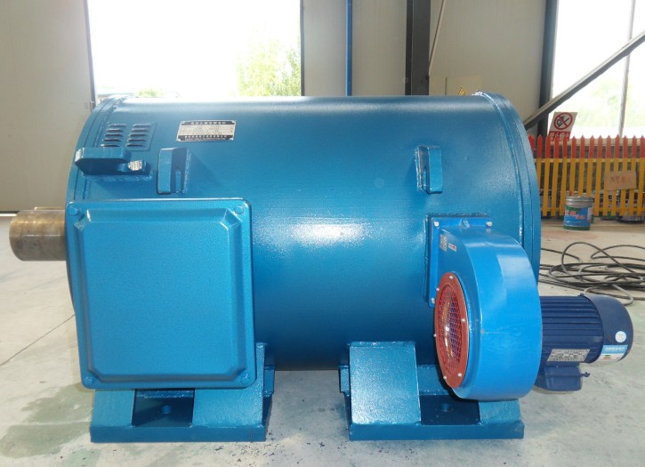500kw 231rpm low speed magnetic generator