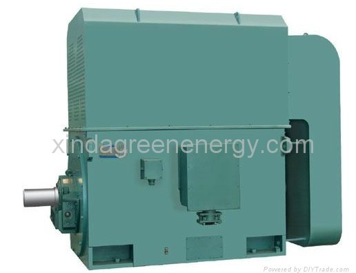 YKK series (6KV, 10KV) high-voltage asynchronous pump motors