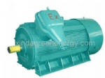 YB2 series compact high voltage explosion proof fan motor (355-560
