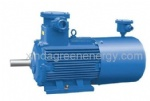 YBPT (63 ~~ 355) Explosion-proof frequency control three phase induction motor