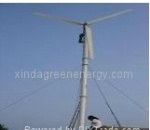 20KW Horizontal Wind Turbine Generator /Alternator