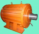50KW Horizontal Permanent Magnet Generator for wind turbine generator