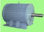 20kw 200rpm Horizontal  double shaft Permanent magnet generator