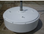 3Kw 50rpm low speed Vertical Permanent Magnet Generator for vertical wind turbine