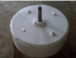 10Kw 50rpm low speed Vertical Permanent Magnet Generator for vertical wind turbine