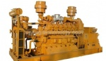 550kw Nature gas engine generator sets
