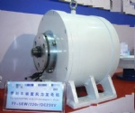 5kw wind permanent magnet generator with brake