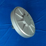 1kw 130rpm axial flux permanent magnet generator for hydro turbine