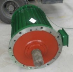 300kw 100rpm Low Speed Direct Drive Large Vertical Permanent Magnet Generator for Wind Turbine
