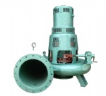 Small axial flow water turbine generator