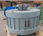 75kw 120kw 300rpm 60Hz large pancak disco type axial flux Permanent Magnet Generator