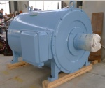 6000kw 1000rpm Large engine drive high efficiency permanent magnet generator
