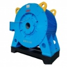 Low speed high torque permanent magnet direct drive motor for Cement industry elevator (bucket elevator)hoist