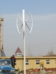 5kw Vertical Axis Maglev Wind Power Generator