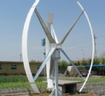 3kw Vertical Axis Maglev Wind Power Generator