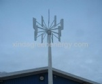 Vertical Axis Wind Turbine Generator 5kw