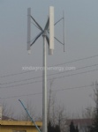 Vertical Axis Wind Turbine Generator 1 Kw
