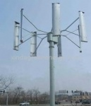 Vertical Axis Wind Turbine Generator 15kw